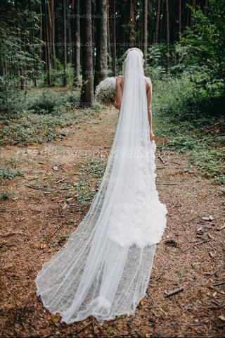 soft-tulle-one-layer-bride-ivory-veil-for-wedding
