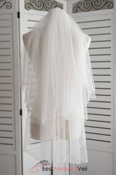 tier-motif-scattered-wedding-veil-crystals-trim