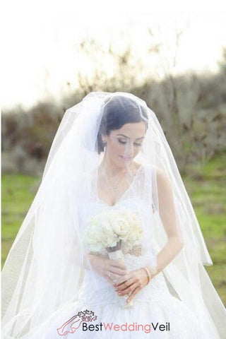 tulle-blusher-bridal-veils-patterns-wedding-updo-with-veil