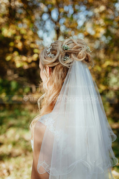 two-layers-tulle-short-bridal-veil-with-curly-trim