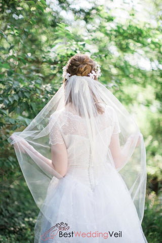 waltz-length-bridal-tulle-wedding-veil-comb