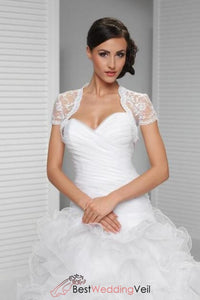 white-lace-wedding-jacket-with-short-sleeves