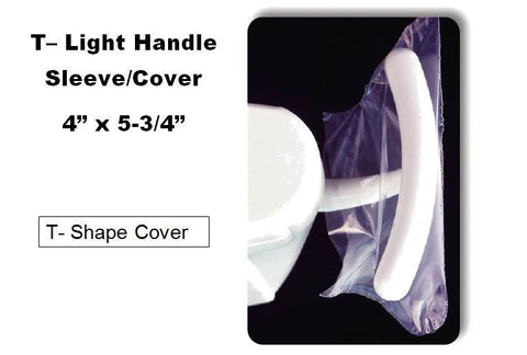 T-Light Handle Cover, 4 ft x 5.75 ft (500/Box)