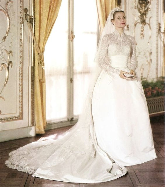 Grace Kelly Royal Wedding