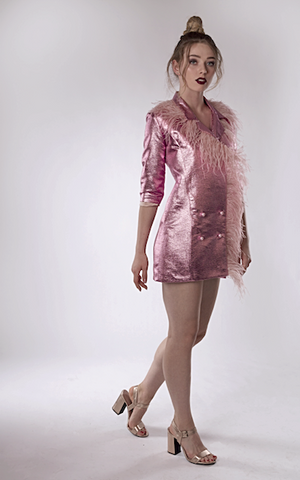 Cygne Blazer Dress