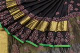 Trisha's Exciting Multi Colored Party Wear Designer Saree