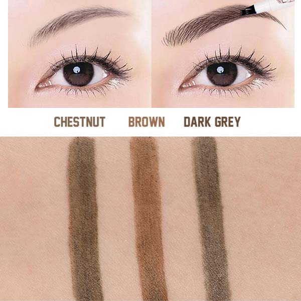 EzBrows - Waterproof Microblading Eyebrow Pen