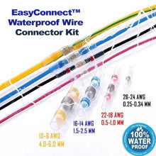 EasyConnect™ - Waterproof Wire Connector Kit (50/100pcs)