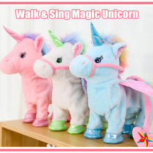 Walk & Sing Magic Unicorn