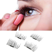 Quick & Easy Magnetic Eyelashes (Reusable)