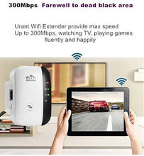 WifiBooster™ - Super Fast Wi-Fi Anywhere
