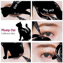 Cat Eye Stencil - 2pcs/set
