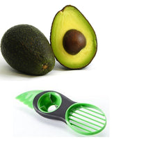 WeberSafe Avocado Slicer: Cut-Extract-Slice