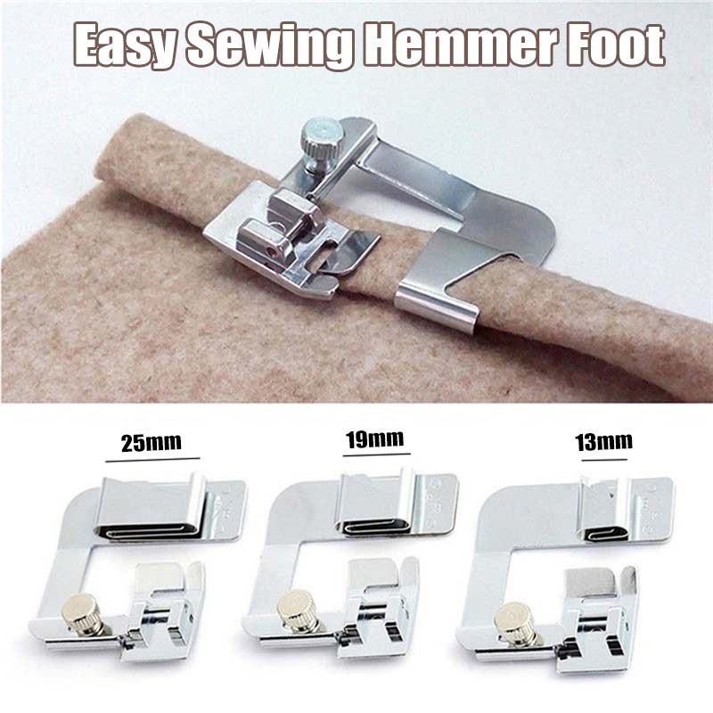 Easy Sewing Hemmer Foot