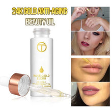 24k Gold Anti-Aging Beauty Oil