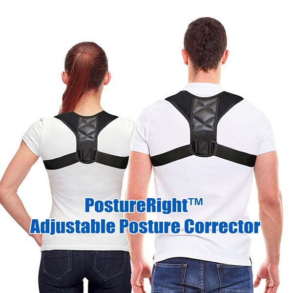 PostureRight™ - Adjustable Posture Corrector