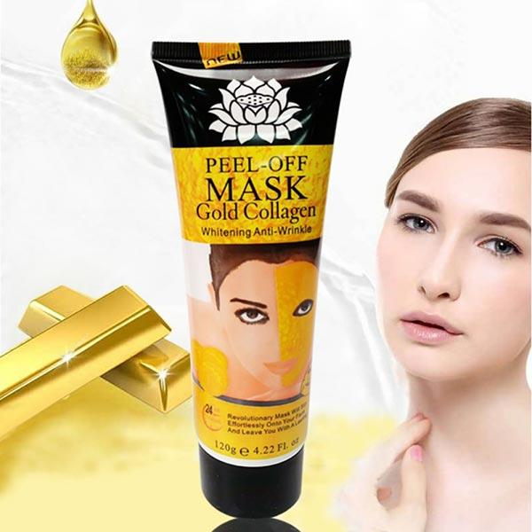 Gold Collagen Peel Off Mask