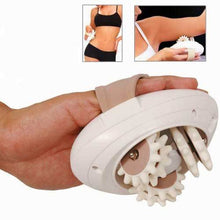Electric Fat-Burning Body Massage Roller