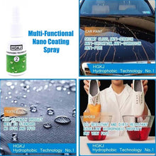Multi-Functional Nano Coating Spray
