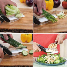 SmartScissors - All In 1 Kitchen Cutter