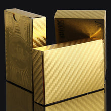 Luxury 24k Gold Playing Cards