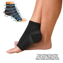 FootGuardian™ - Recovery Support Foot Sleeve - 1 Pair