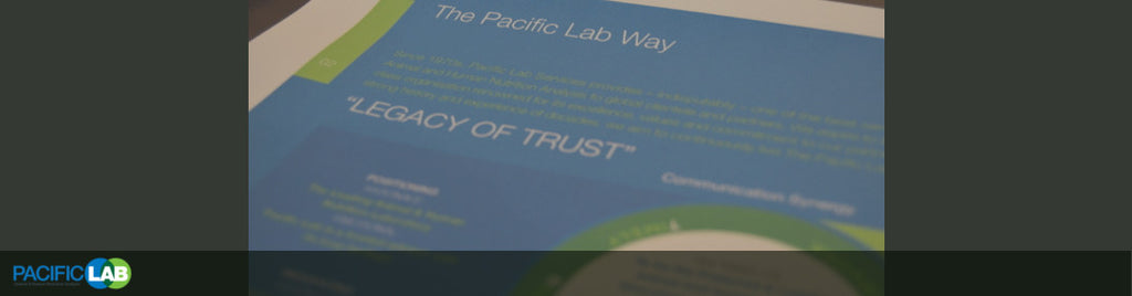 Legacy of Trust Pacific Lab