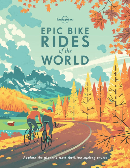 Winter dreaming & inspiration for your next Epic Bike ride