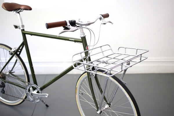 Bicycle Baskets & Carriers