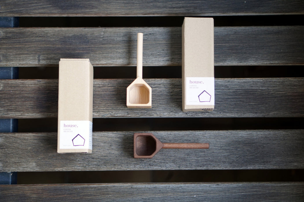 TORCH Coffee Measure House - Birch