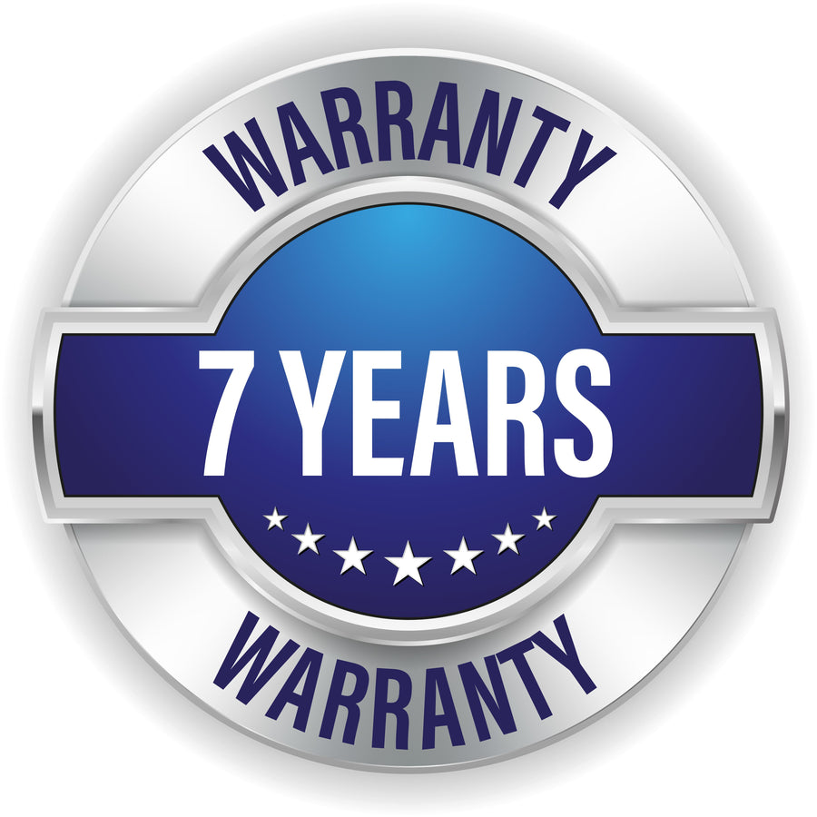 7 Years Extended Warranty Bathmatedirect1