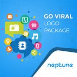 Go Viral Logo Design Package