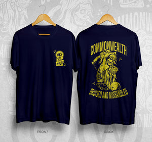 GRIM REAPER TEE - Commonwealth Worldwide