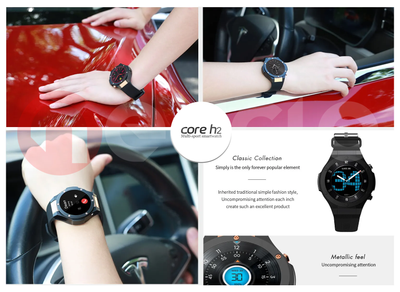 Showcase your style with Core H2