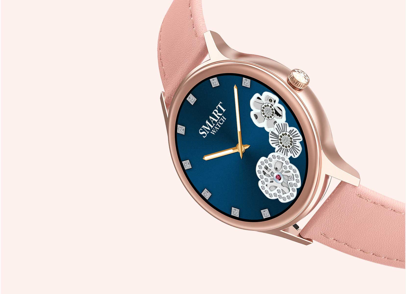 Neuclo Watch Amour smartwatch- designed for women.