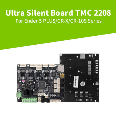 Upgraded Silent Board with TMC2208 Driver For Ender 5 PLUS/CR-10S/CR-X