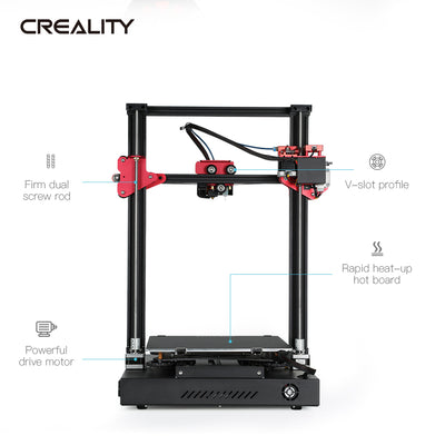 CR-10S Pro V2 3D Printer features