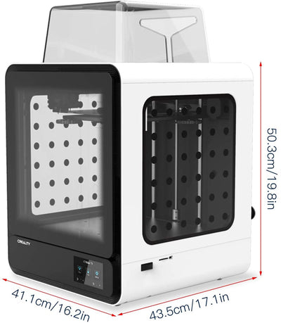 Comgrow CR-200B Fully Enclosed 3D Printer