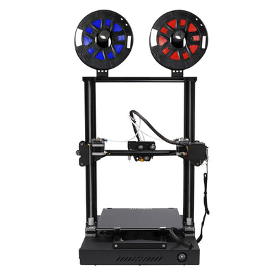 Dual Color CR-X Pro FDM 3D Printer