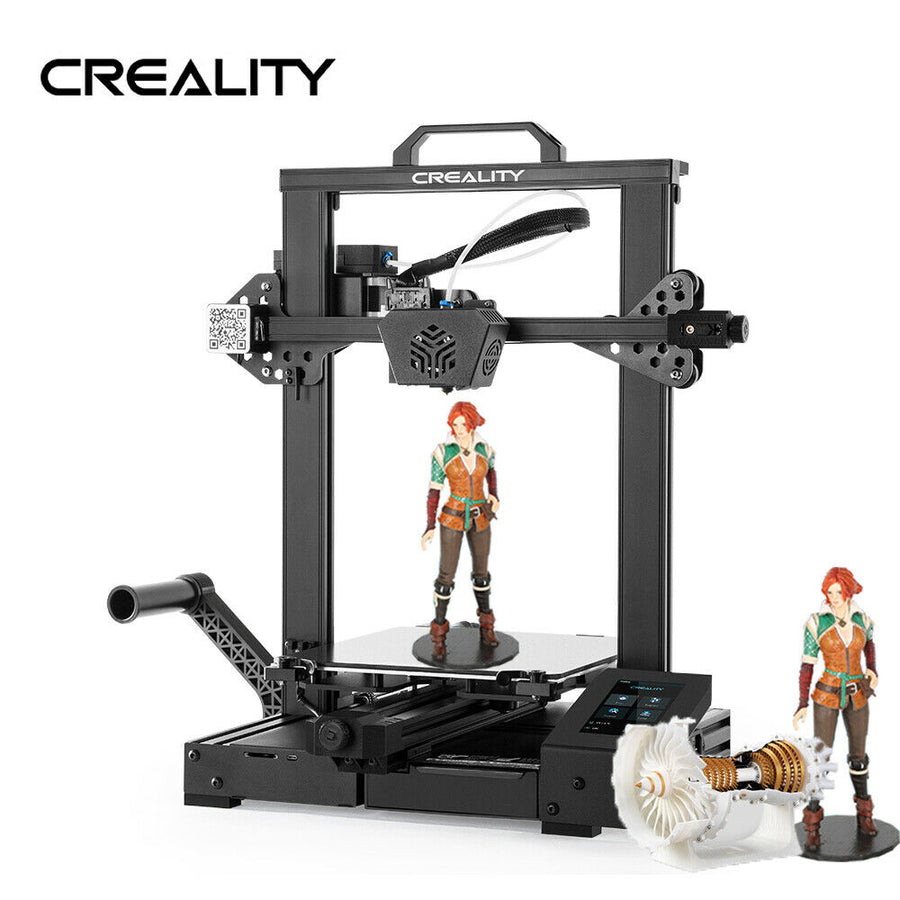 [NEW BOARD] Comgrow Creality CR-6 SE 3D Printer