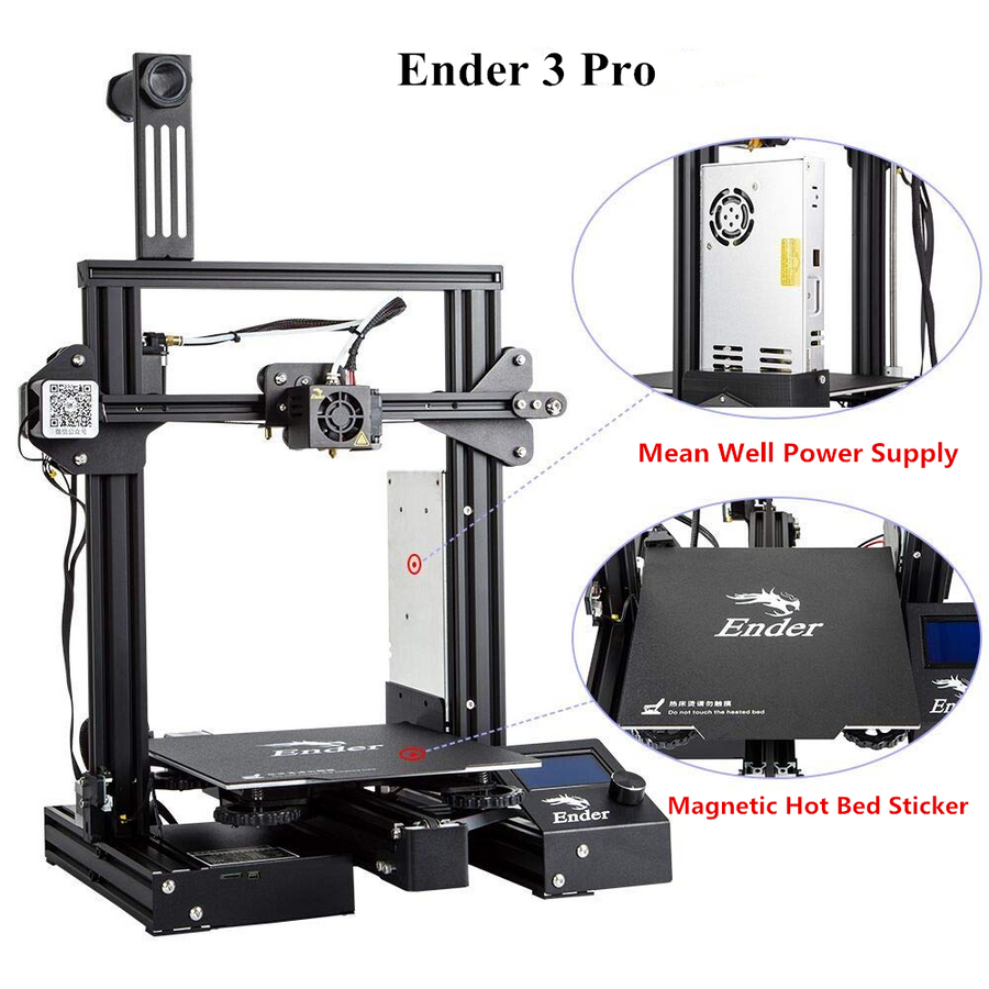 refurbished creality 3d printers uk
