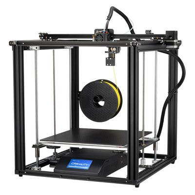Ender-5 Plus with filament