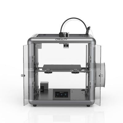 Creality 3d printer touch screen and build plate