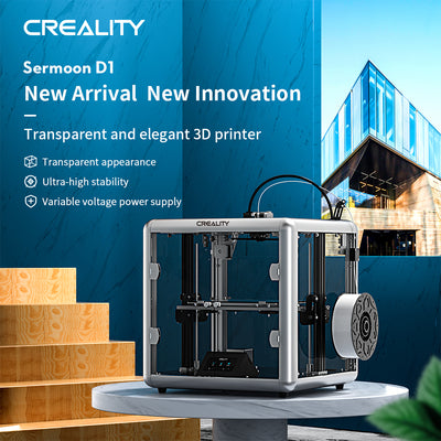 Creality sermoon D1 Direct drive 3D printer 2021