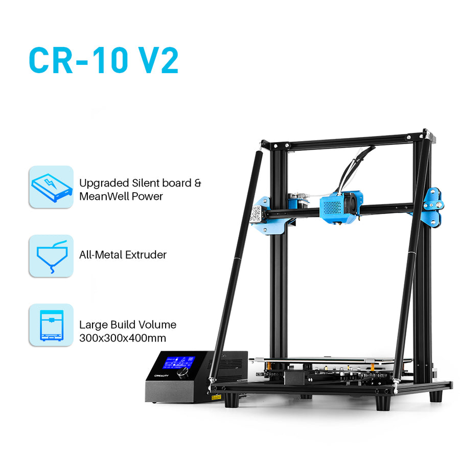 Imprimante 3D comgrow Creation Cr - 10 V2