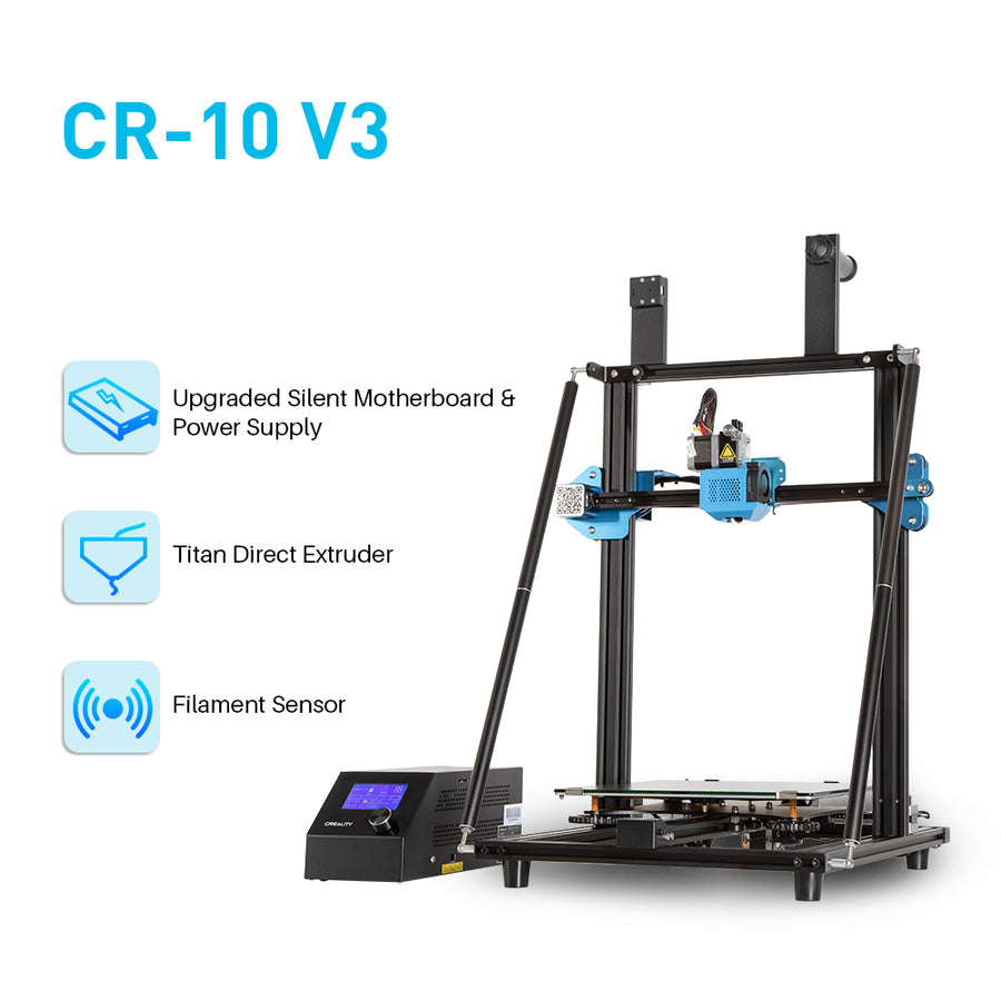CR-10-V3 large build volume 3D printer