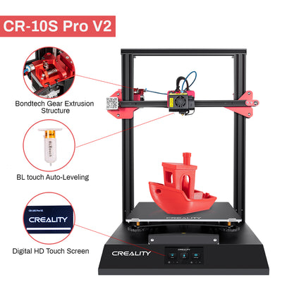 Comgrow Creality CR-10S Pro V2 Imprimante 3D