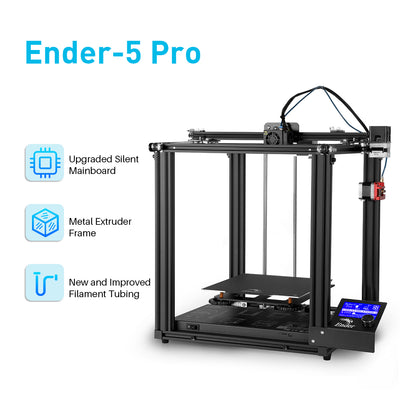 Creality Ender-5 Pro 3D Printer Comgrow Official Store