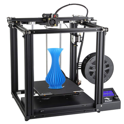 Comgrow Creality Ender 5 Pro 3D Printer Silent Board Pre-installed
