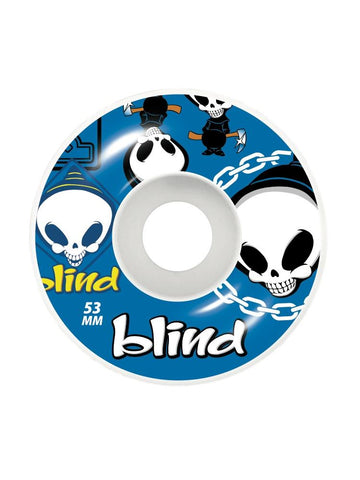 Blind - Random Blue 53mm
